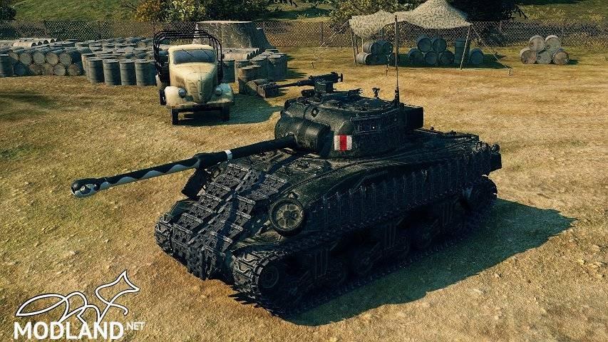 TheFalkonett's Sherman Firefly Boilermaker 1.3.2 [1.0.1.1]